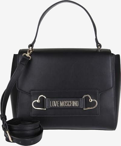Love Moschino Handtas 'HERZEN' in de kleur Zwart, Productweergave