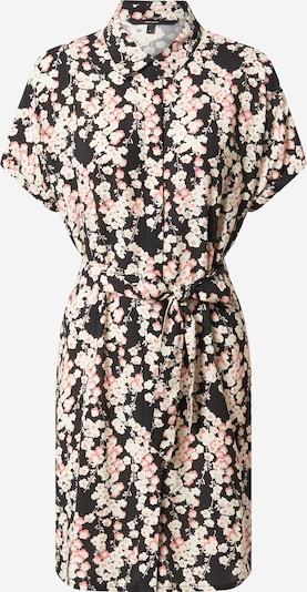 VERO MODA Robe-chemise 'Simply Easy' en rose / noir / blanc, Vue avec produit