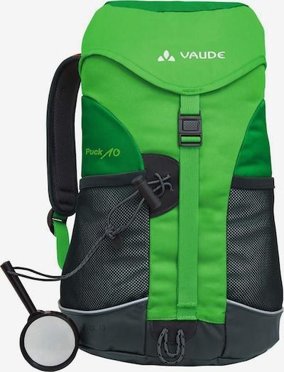 VAUDE Kids Puck 10 Rucksack 34 cm in grün, Produktansicht