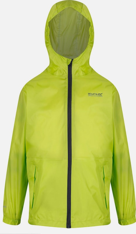 REGATTA Regenjacke 'Pack It' in schilf, Produktansicht