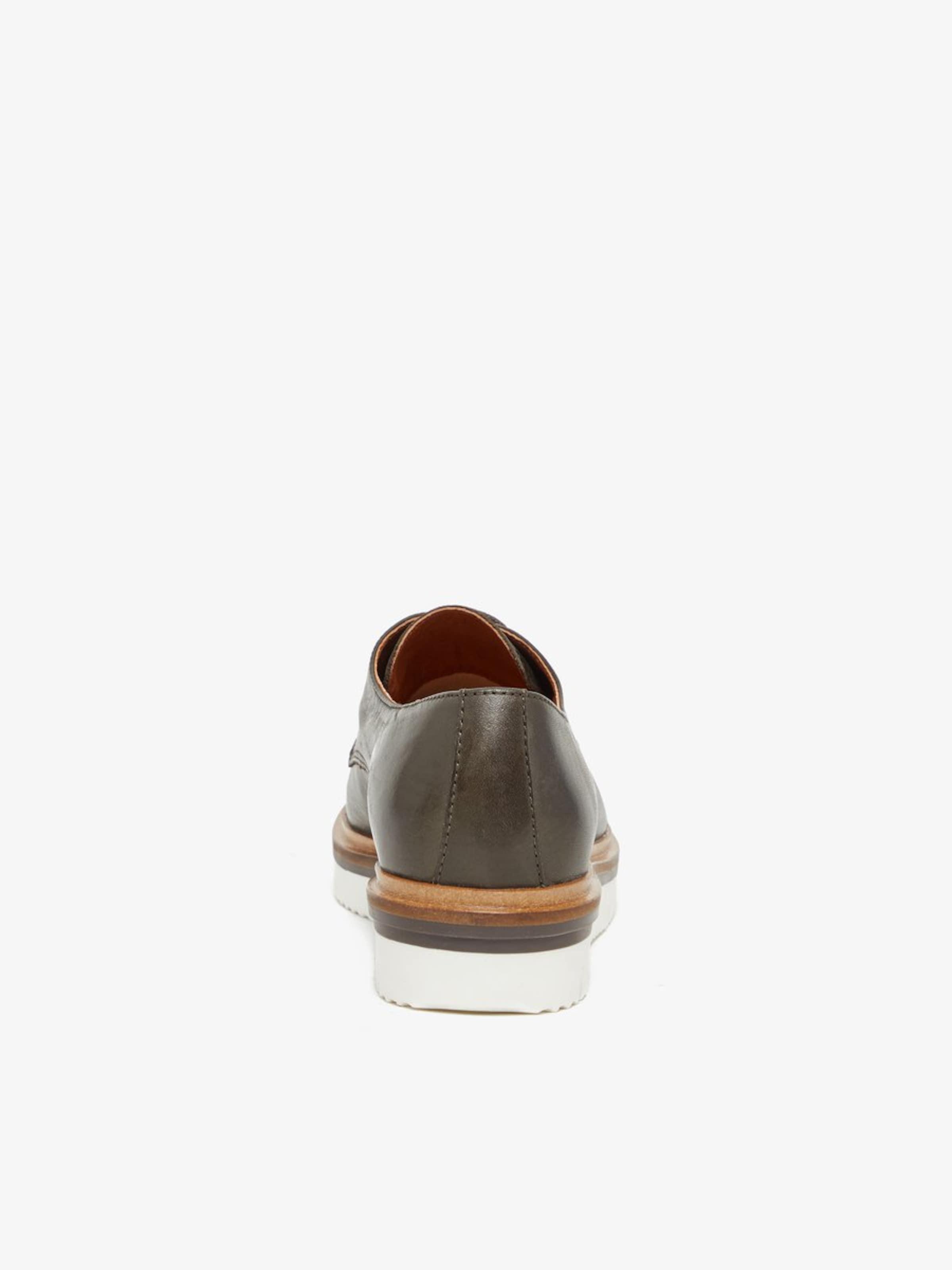 Chaussure Marron En Bianco À Lacets BoCerdxW