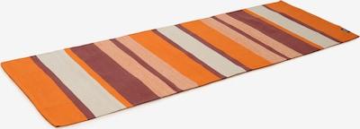 Yogishop Matte in pflaume / orange / pfirsich / weiß, Produktansicht