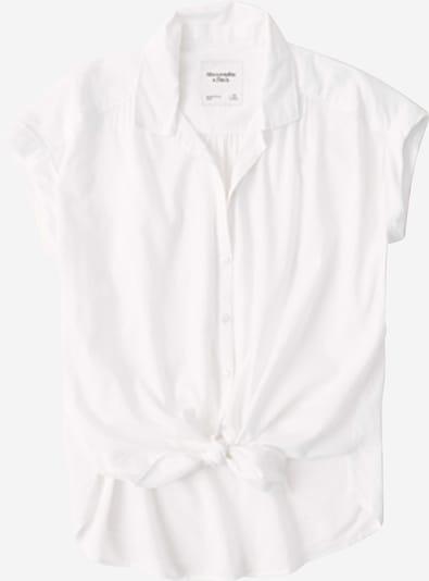 Bluză Abercrombie & Fitch pe alb, Vizualizare produs