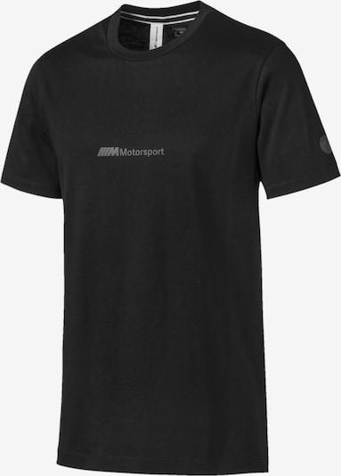 PUMA T-Shirt 'BMW Motorsport' in schwarz, Produktansicht