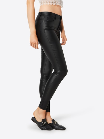 ONLY Trousers 'onlANNE K' in black, View model