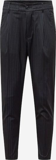 DRYKORN Plisované nohavice 'Chasy' - čierna / biela, Produkt