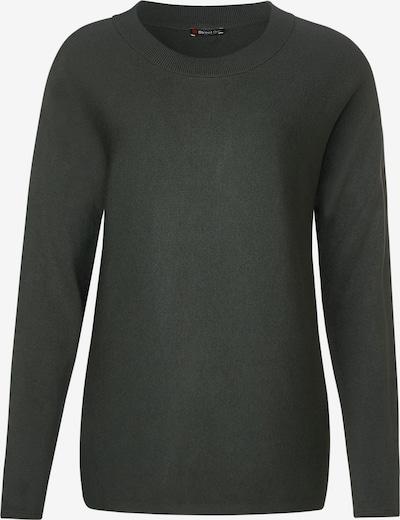 STREET ONE Pullover 'Faye' in smaragd, Produktansicht