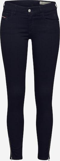 DIESEL Jeans 'SLANDY-LOW-ZIP' in schwarz, Produktansicht