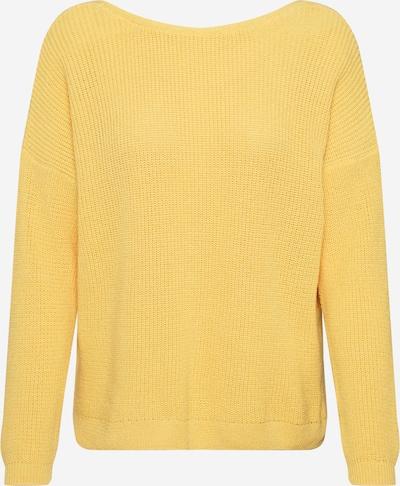 ONLY Trui 'FBRYNN' in de kleur Geel, Productweergave