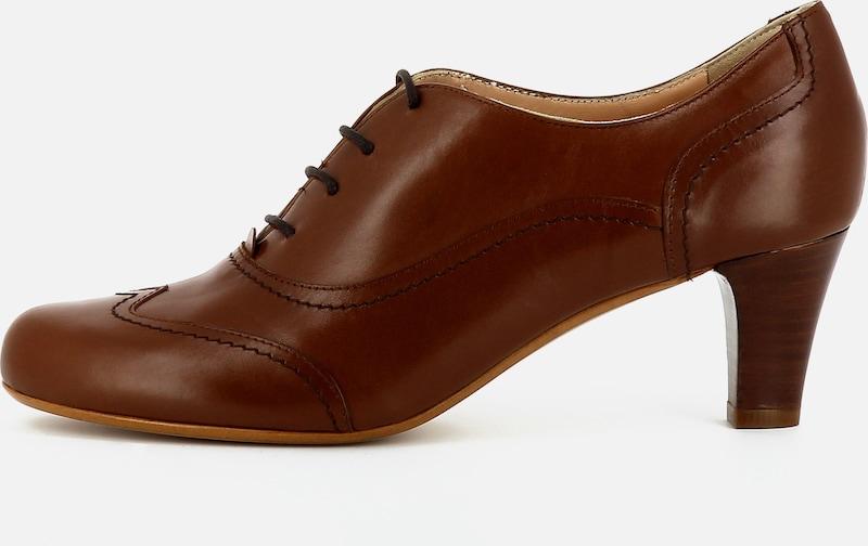 Haltbare | Mode billige Schuhe EVITA | Haltbare Damen Schnürpumps 'GIUSY' Schuhe Gut getragene Schuhe cd6cf0