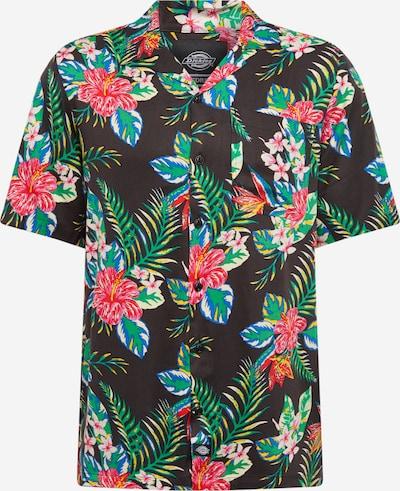 DICKIES Overhemd 'SHILOH' in de kleur Gemengde kleuren / Zwart, Productweergave