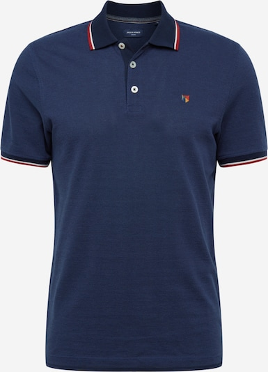 JACK & JONES Shirt in de kleur Navy, Productweergave