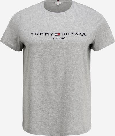Tommy Hilfiger Curve Majica | svetlo siva barva, Prikaz izdelka