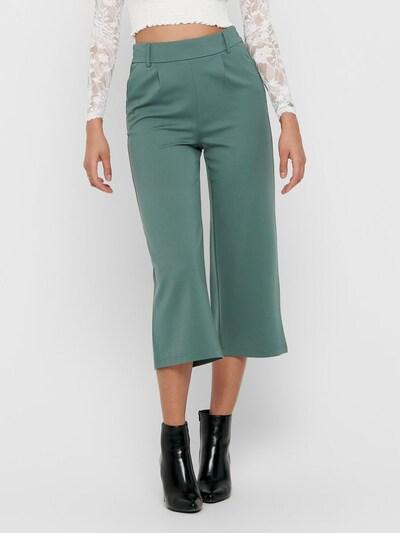 ONLY Culotte Hose in grün, Modelansicht