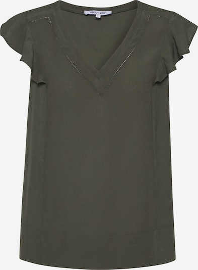 ABOUT YOU Shirt 'Inka' in khaki, Produktansicht
