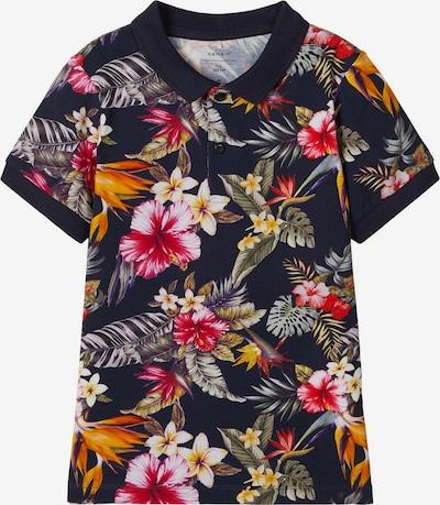 NAME IT Poloshirt in mischfarben, Produktansicht