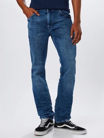 Petrol Industries Jeans 'Jackson' in blue denim, Modelansicht