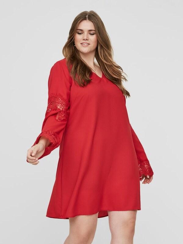 Junarose Kleid aus Webstoff