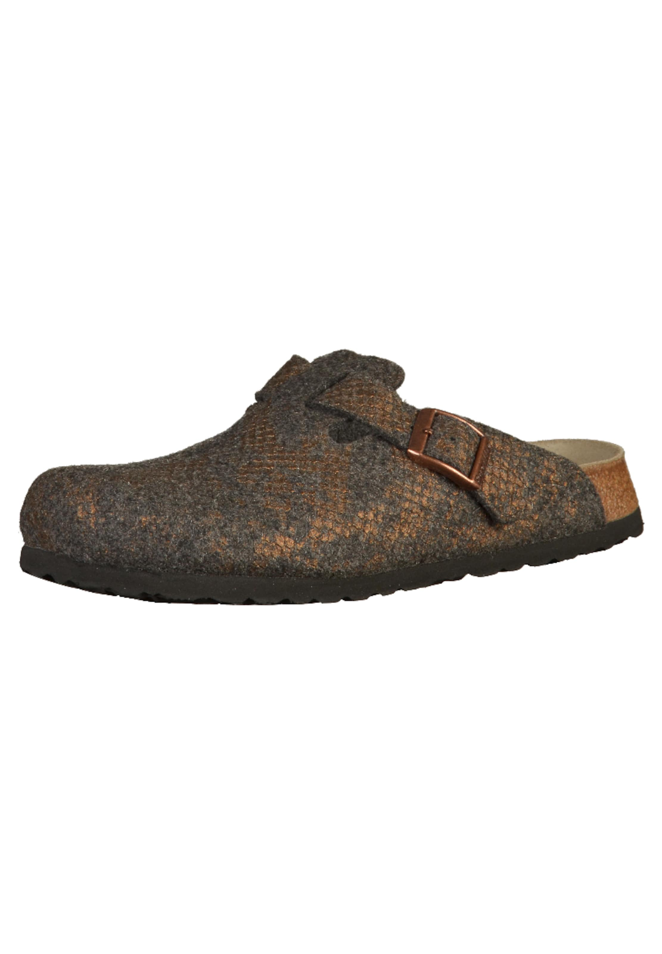 Papillio Clogs In BronzeGrau BronzeGrau 'boston' 'boston' Clogs Papillio Clogs Papillio In 'boston' In OP80wnkX