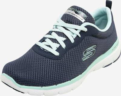 SKECHERS Sneaker 'FLEX APPEAL 3.0' in navy / hellblau, Produktansicht