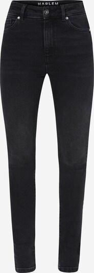 Harlem Soul AL-MA High Waist Skinny Jeans black in schwarz, Produktansicht