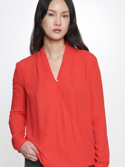 SEIDENSTICKER Pluus punane, Modellivaade