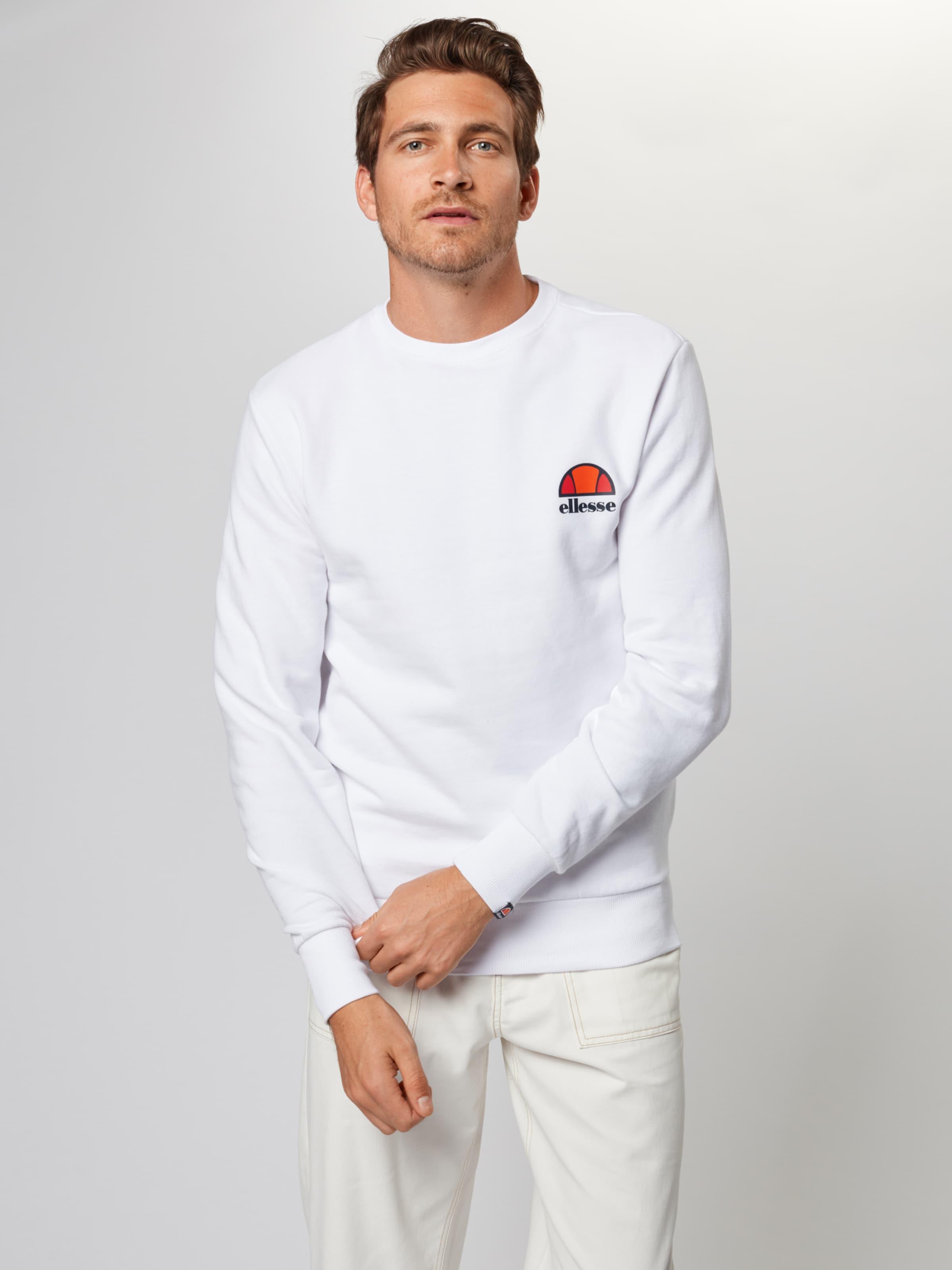 shirt Ellesse En Sweat Blanc 'diveria' c3Rj5AS4qL