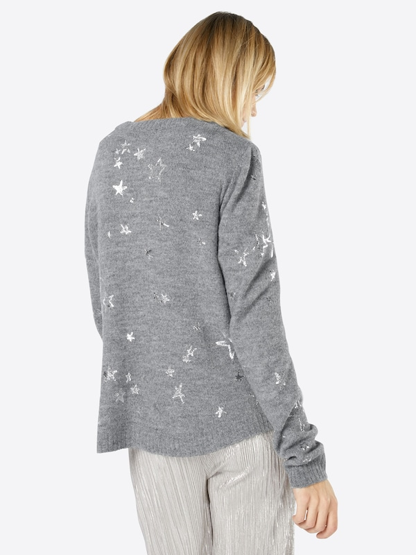 STREET ONE Strickpullover 'Cosy Star'