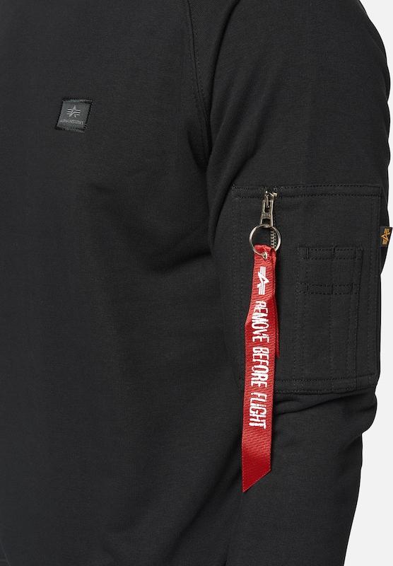 Sweat Noir Industries shirt Alpha En cFTlJ3K1