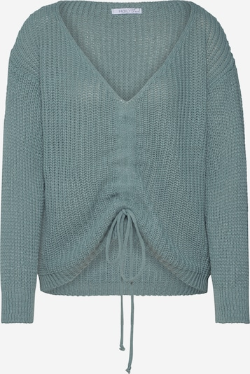 Hailys Pullover 'Carla' in opal, Produktansicht
