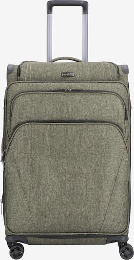 Stratic Trolley 'Maxcap' in khaki, Produktansicht