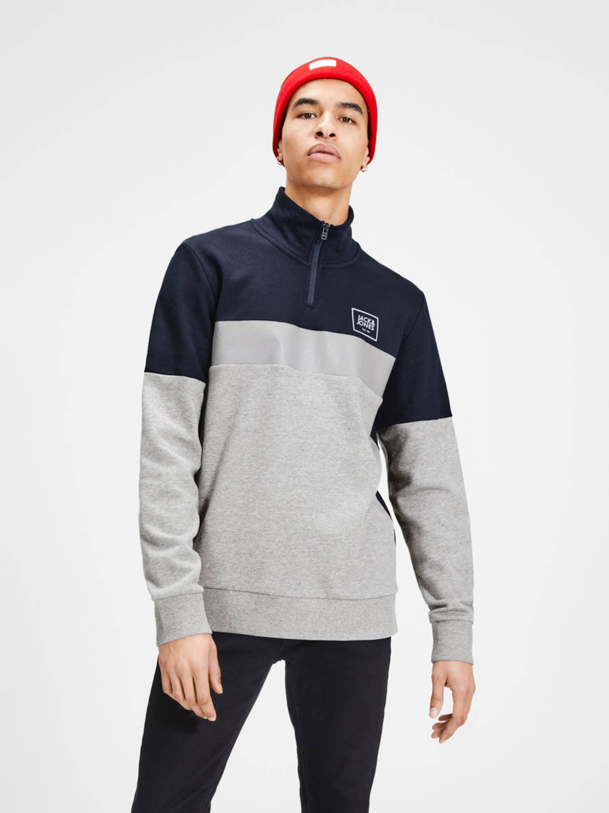 Geschäft Günstigster Preis JACK & JONES Reflektierendes Sweatshirt Online Einkaufen IiBT3LQ