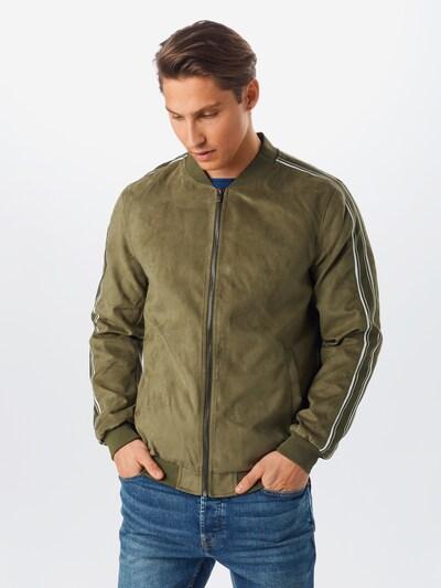 Only & Sons Jacke in grün, Modelansicht