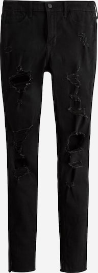 HOLLISTER Jeans in black denim: Frontalansicht