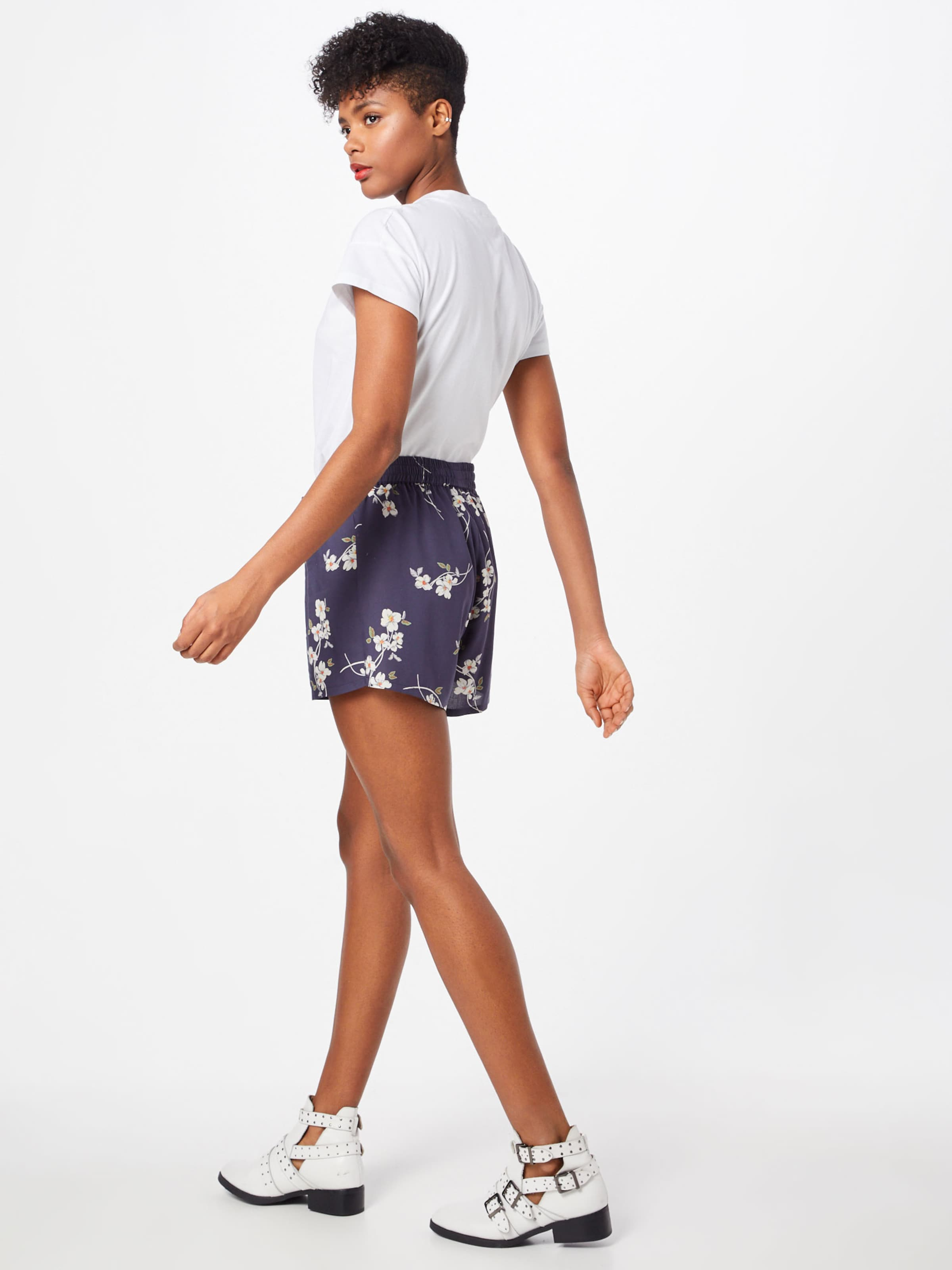 Bleu May Pantalon En 'nmmagic' Noisy A3q54jRL