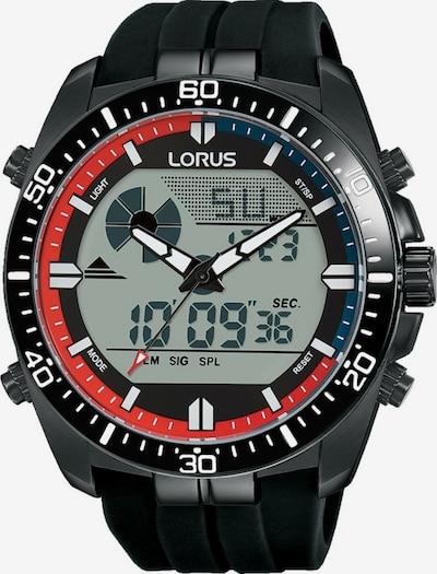 LORUS Uhr 'R2B05AX9' in schwarz, Produktansicht