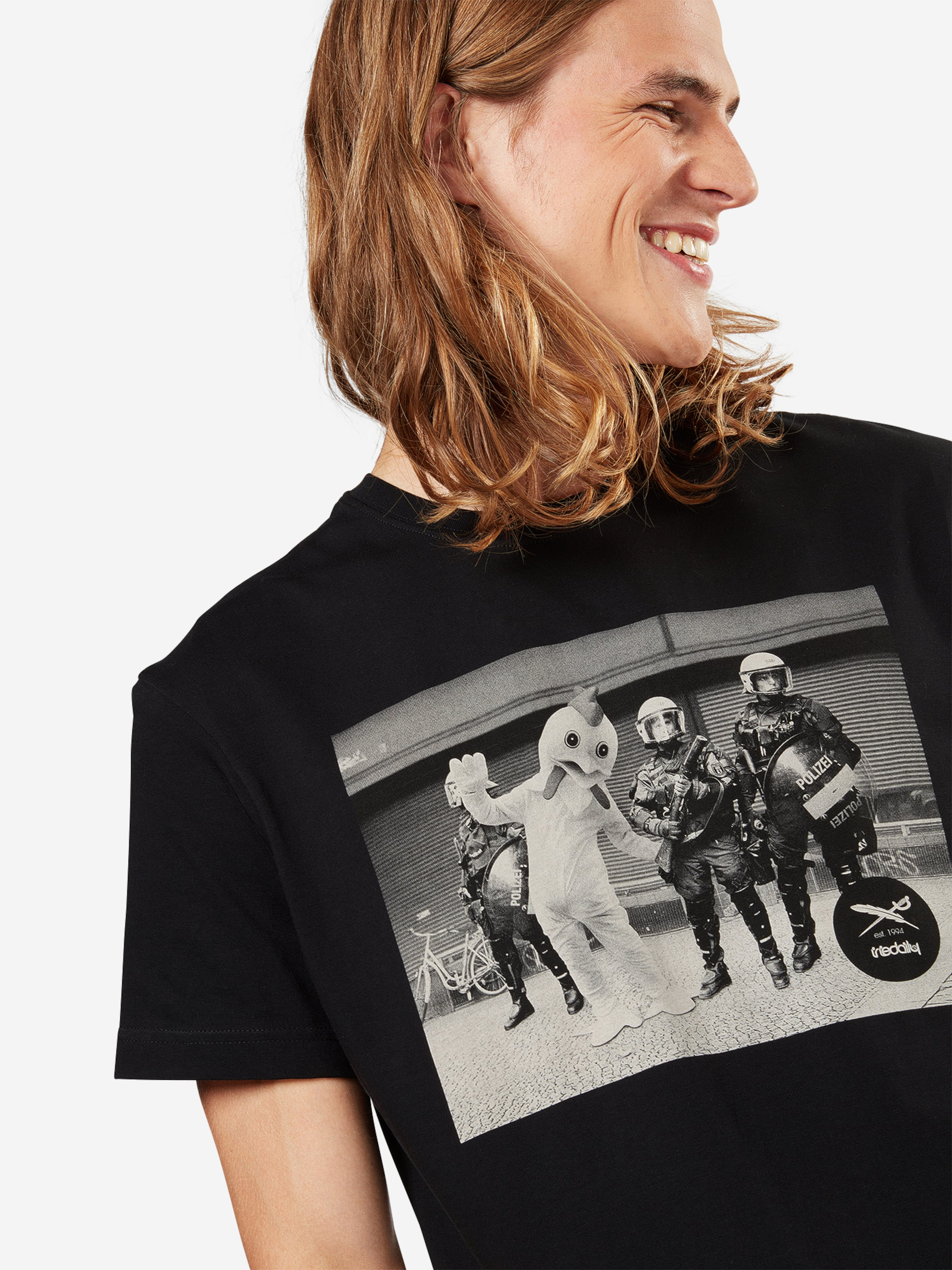 Frei Verschiffen Angebot Iriedaily Shirt 'Funky Chicken Tee' Spielraum Neue Stile Vorbestellung 57VIKcrMq