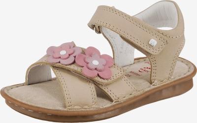 ELEFANTEN Sandalen SALINA Weite M in beige, Produktansicht