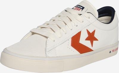 CONVERSE Sneakers laag 'PRO VULC OX' in de kleur Crème / Sinaasappel, Productweergave