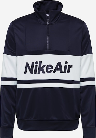 fekete / fehér Nike Sportswear Tréning póló 'Nike Air', Termék nézet
