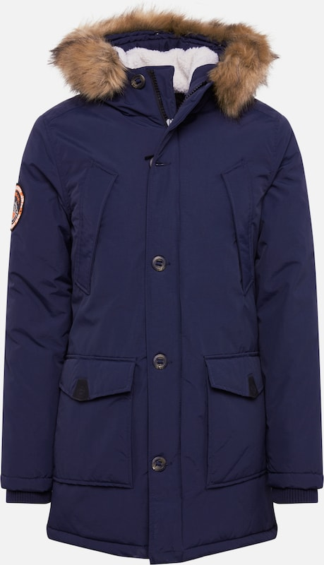Superdry Parka 'EVEREST PARKA' in navy, Produktansicht