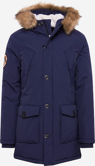 Superdry Winterparka 'EVEREST PARKA' in de kleur Navy, Productweergave