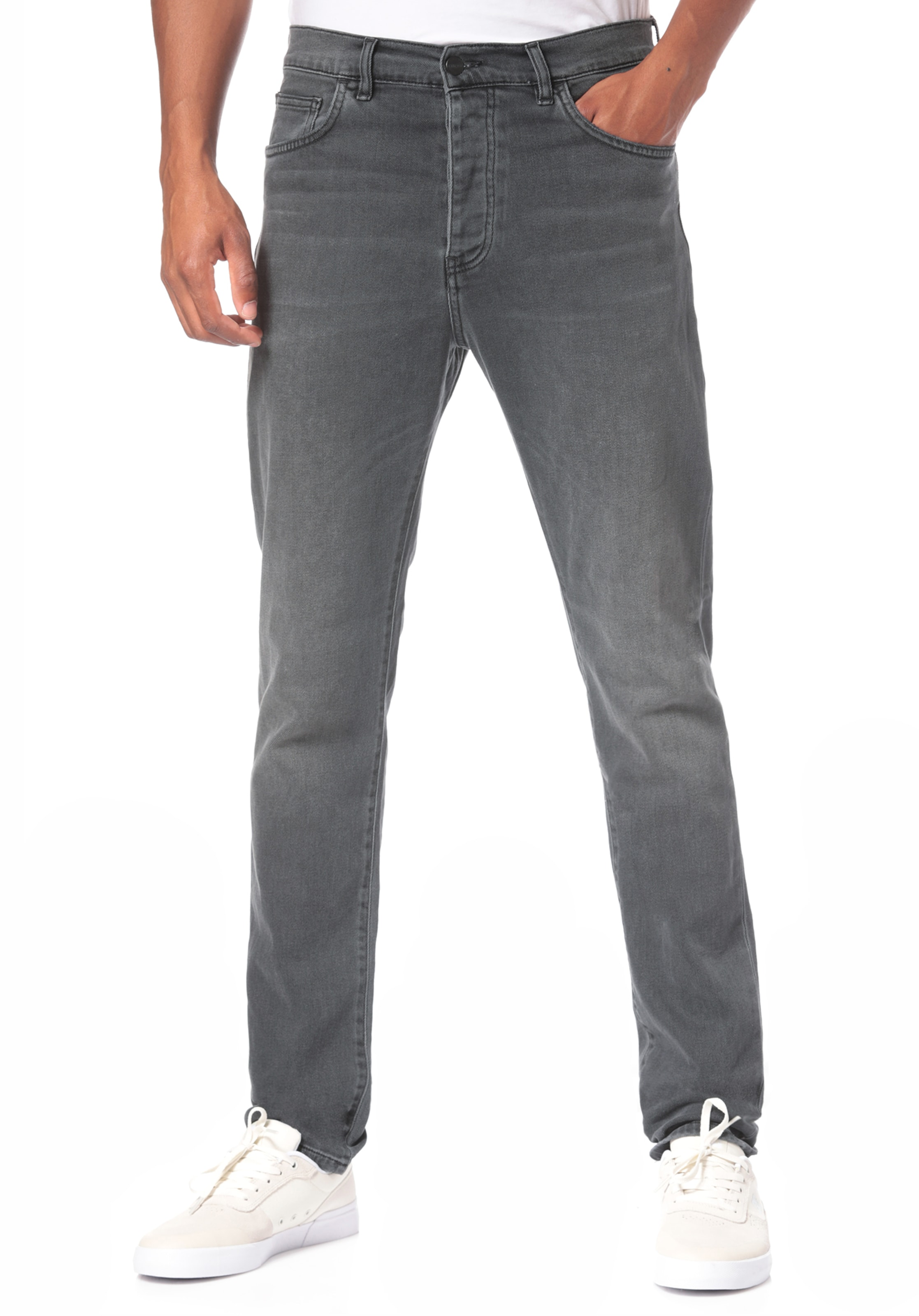 Carhartt Wip Jeans Grey Denim Coast In zLpGqMVSU