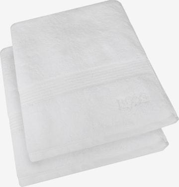 BOSS Home Towel 'Loft' in White