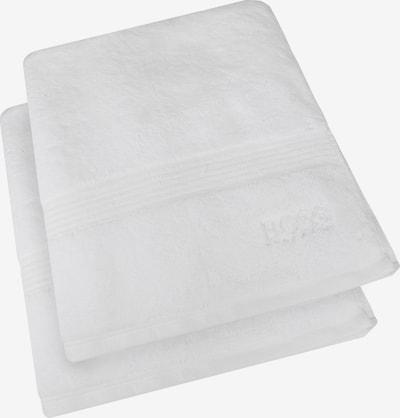 BOSS Home Gästetuch 'Loft' in weiß, Produktansicht