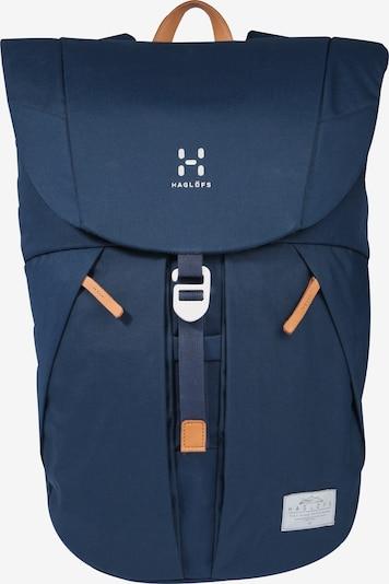 Haglöfs Sportrugzak 'Torsång' in de kleur Blauw, Productweergave