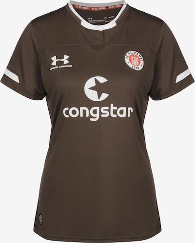 UNDER ARMOUR Trikot 'FC St. Pauli Trikot Home 2019/2020' in braun, Produktansicht