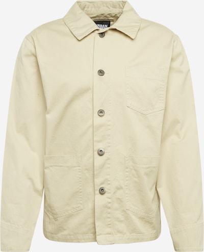 Urban Classics Hemd in beige, Produktansicht