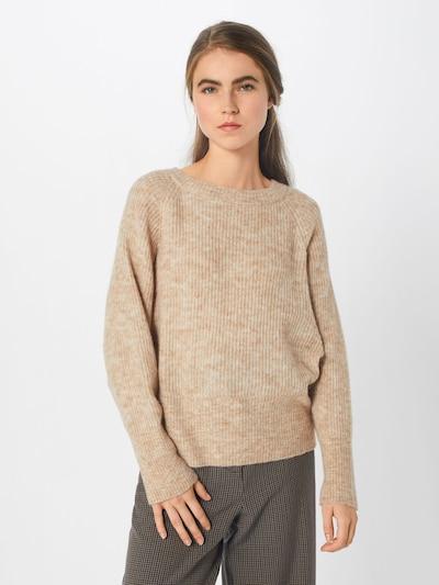 ONLY Sweter 'onlHANNA L/S PULLOVER KNT' w kolorze piaskowym, Podgląd na modelu(-ce)