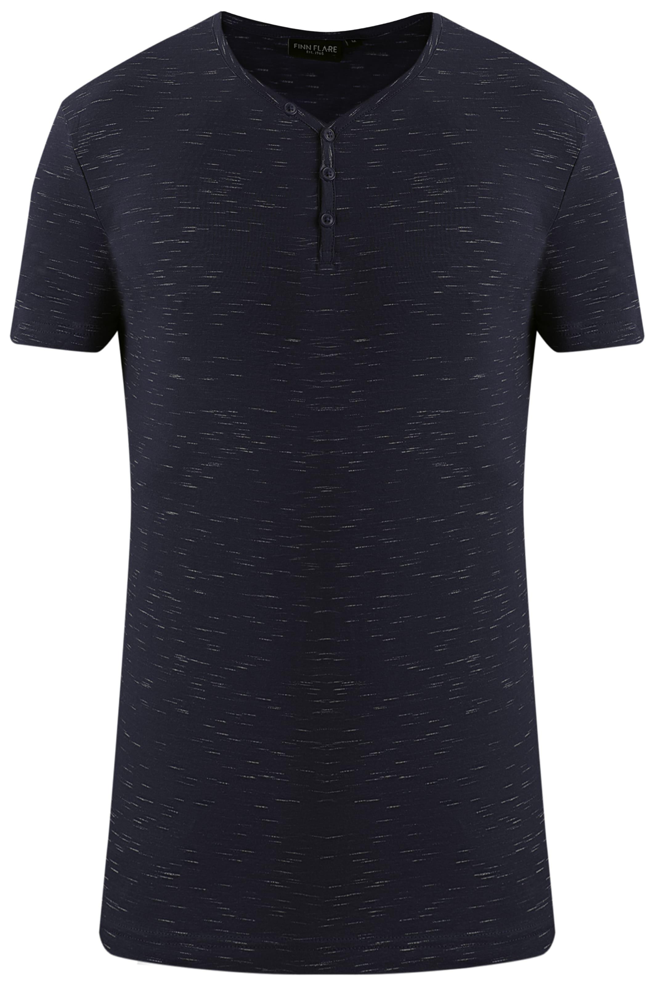 In Flare Finn T shirt Blau Fl3TcK1J